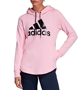Women's adidas Badge Of Sport Must-Haves Pullover Hoodie