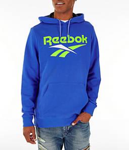 Men's Reebok Classics Vector Pullover Hoodie