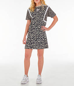 Women's adidas Originals Leoflage T-Shirt Dress