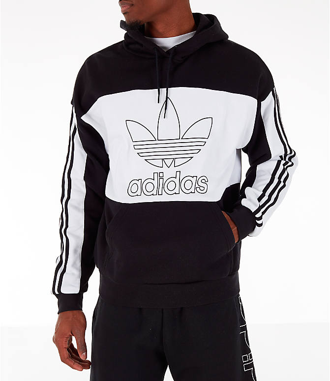 0acbd6fd2d79 Men's adidas Originals Spirit Outline Hoodie