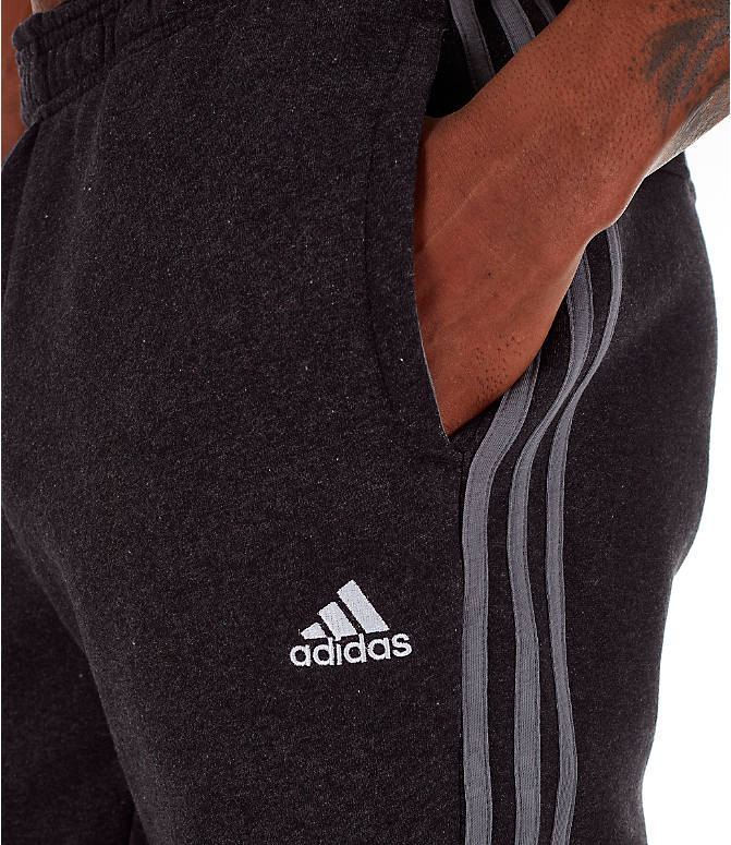 Detail 1 view of Men's adidas Essentials Jogger Pants in Black