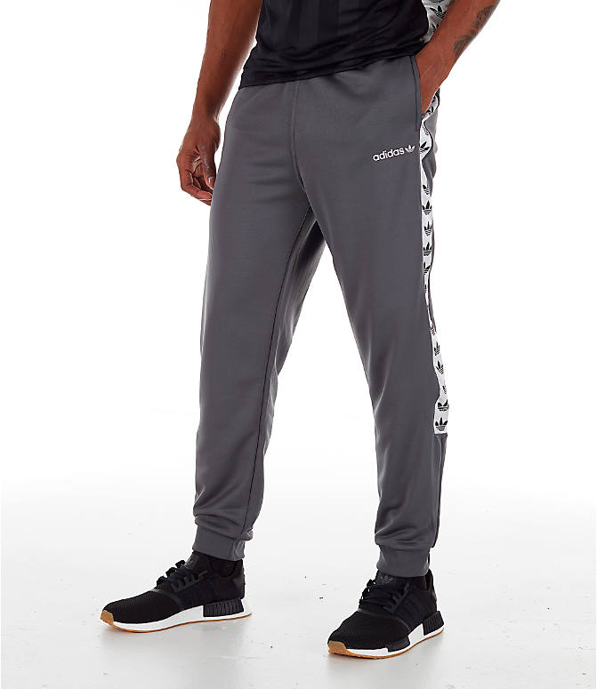 Details about New adidas Men's Originals Tape Poly Track Pants