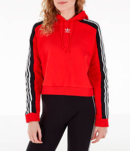 Women's adidas Originals Cropped Hoodie