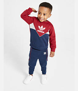 Boys' Infant and Toddler adidas Originals Colorado Crewneck Sweatshirt