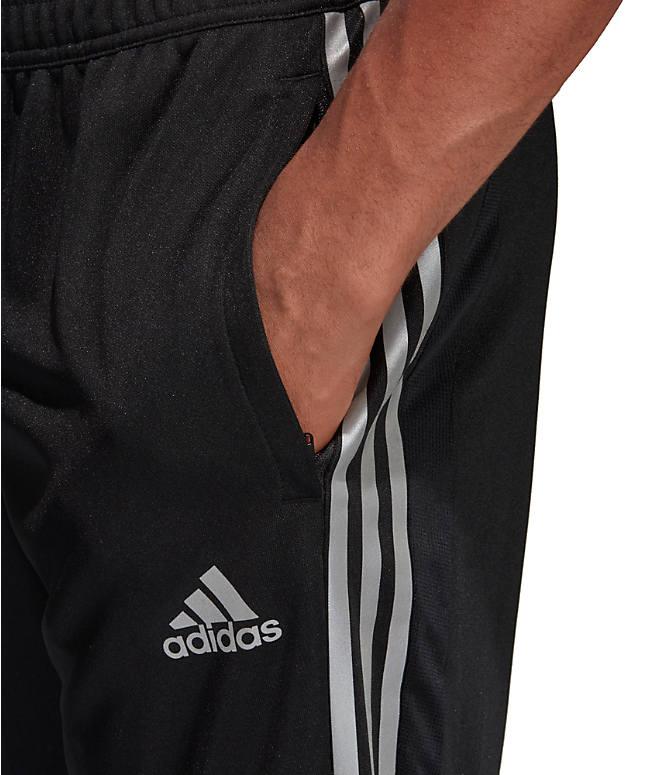 4b0959f92 Detail 1 view of Men's adidas Tiro 19 Metallic Training Pants in  Black/Reflective Silver