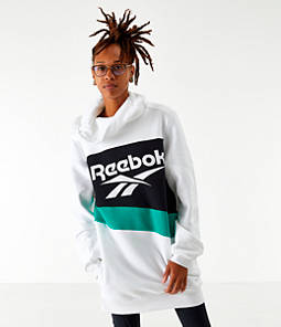 Women's Reebok Classics Vector Hooded Dress
