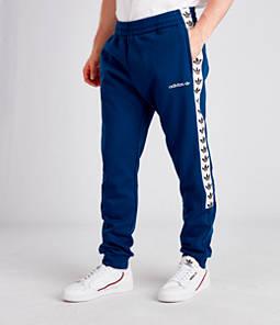 Men's adidas Originals Taped Fleece Pants