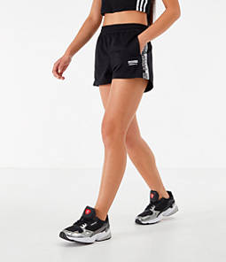 Women's adidas Originals Tape Athletic Shorts
