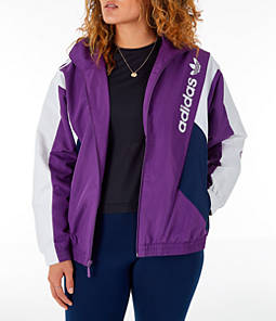 Women's adidas Originals 90's Colorblock Track Jacket