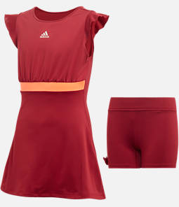 Girls' adidas Ribbon Tennis Dress