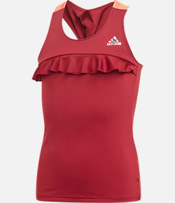 Girls' adidas Ribbon Tennis Tank