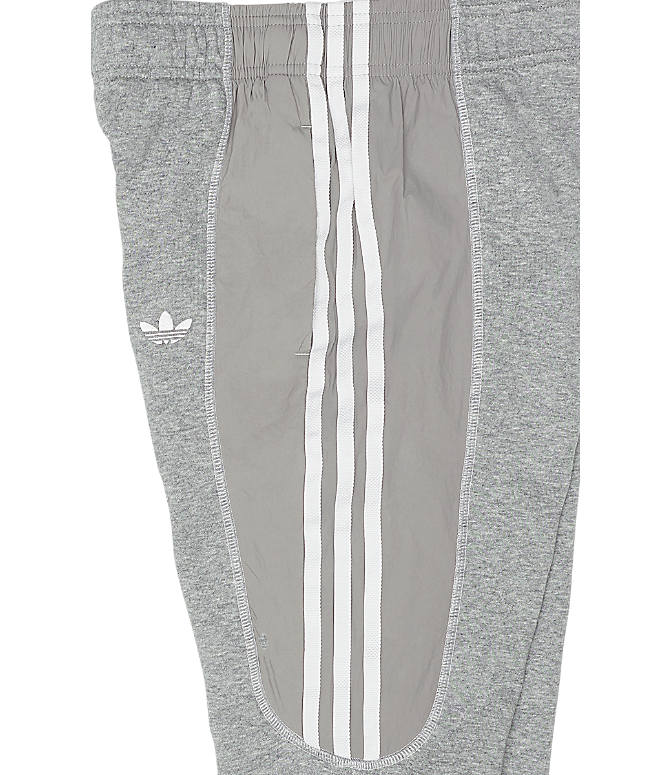 Product 3 view of Boys' adidas Originals Radkin Jogger Pants in Medium Grey Heather