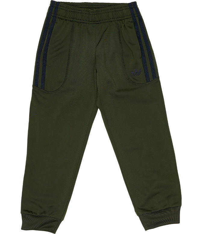 Product 3 view of Toddler and Little Kids' adidas Originals Flamestrike Track Suit in Night Cargo