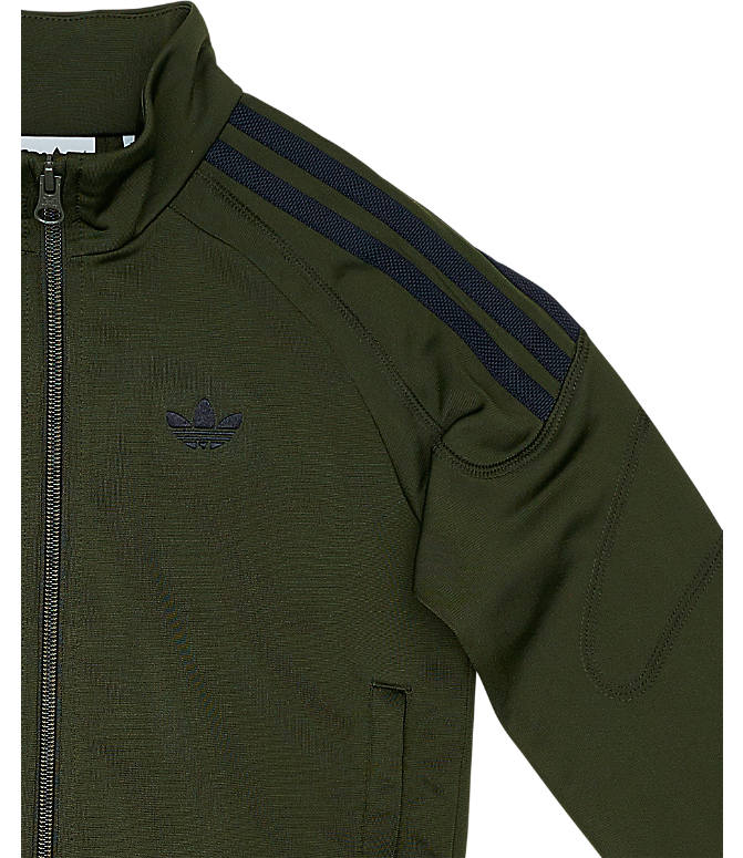 Product 4 view of Toddler and Little Kids' adidas Originals Flamestrike Track Suit in Night Cargo