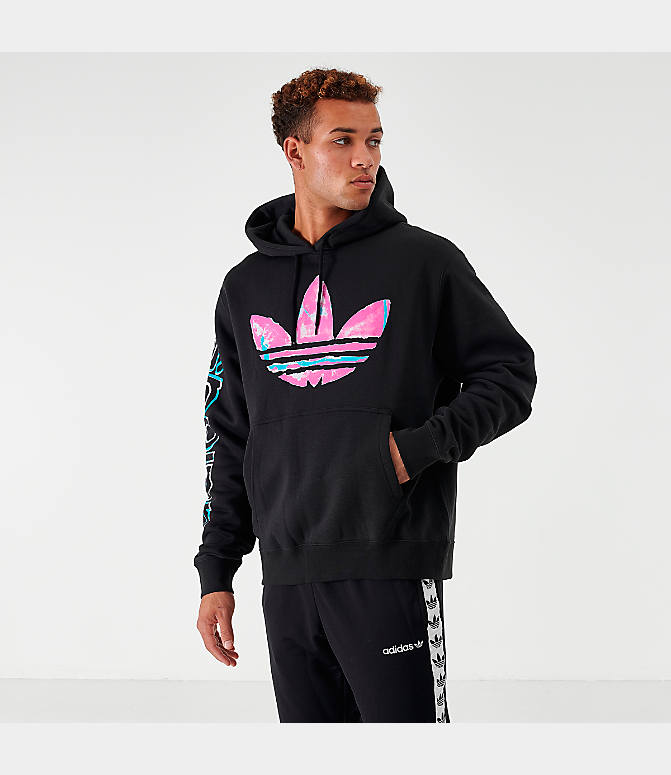 adidas Premium Pullover Hoodie at