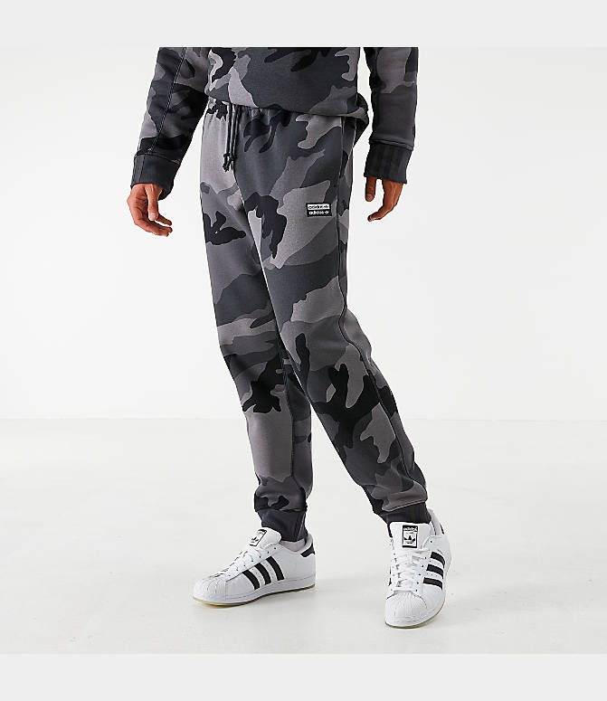 Men's adidas Originals R.Y.V. Camouflage Jogger Pants