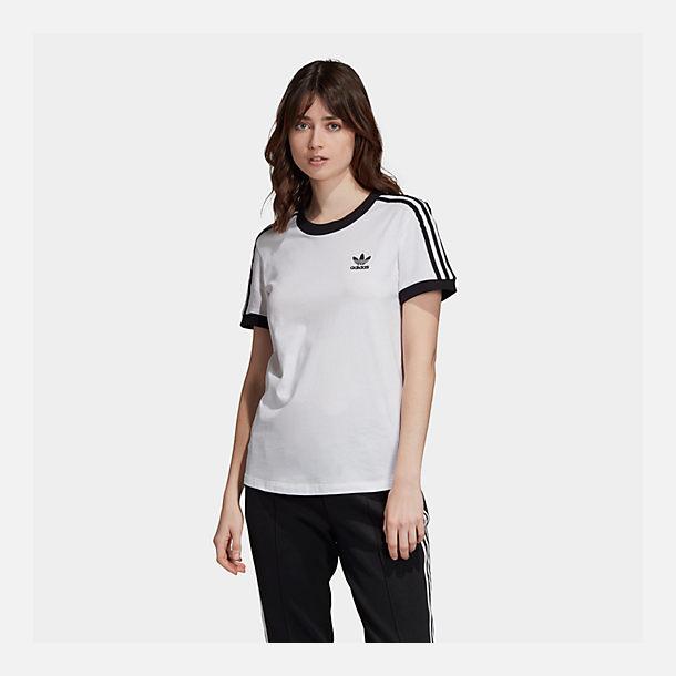 Women's adidas Originals 3 Stripes T Shirt