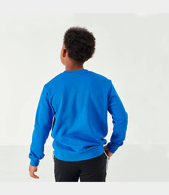 Boys' adidas Originals Trefoil Crew Sweatshirt