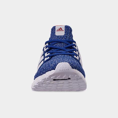 WhiteGrey OneFootwear White Men's Adidas PureBOOST Shoes