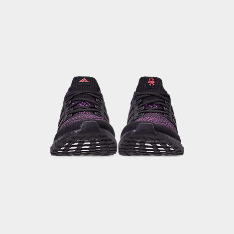 Details about ADIDAS ULTRA BOOST 19 CORE BLACK ACTIVE RED WHITE MULTI SIZE 6 US MEN