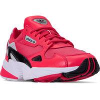 Finishline.com deals on Adidas Originals Falcon Casual Women's Shoes