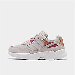 Girls' Little Kids' adidas Originals Yung-96 Casual Shoes