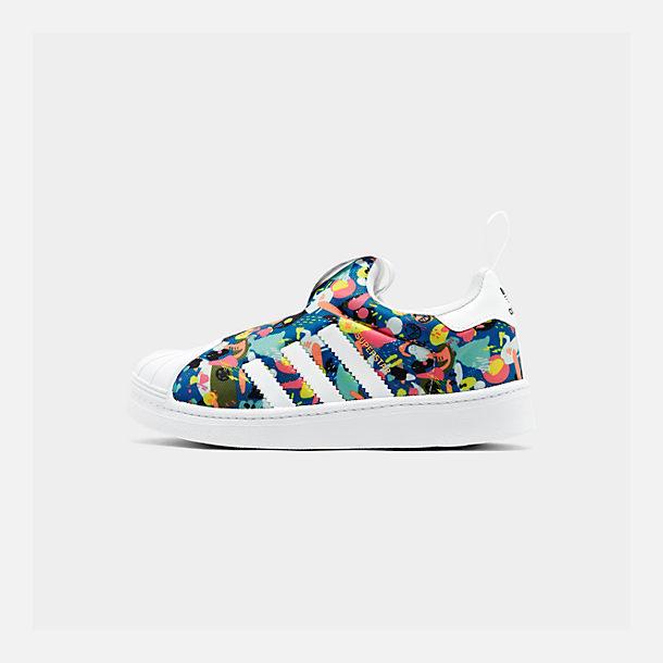 hot sale online f65c2 4b4a7 Girls' Little Kids' adidas Superstar 360 Casual Shoes