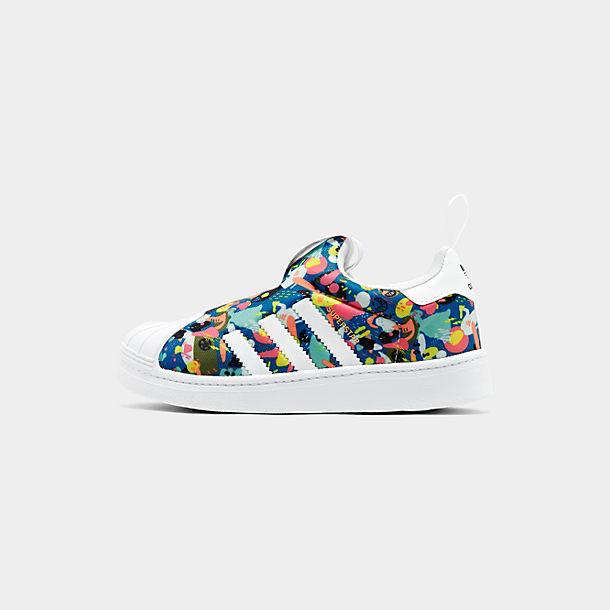Girls' Little Kids' adidas Superstar 360 Casual Shoes