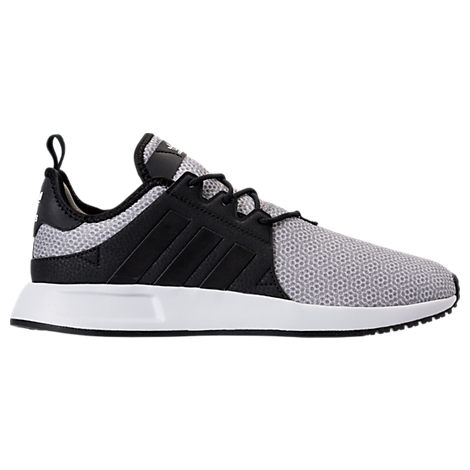 Adidas Originals Adidas Men S X Plr Casual Sneakers From Finish Line In  White Solid Grey d1978ec48
