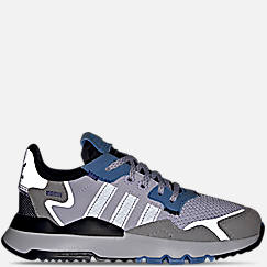 Boys' Little Kids' adidas Originals Nite Jogger Casual Shoes