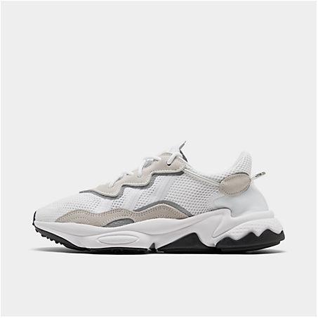 Adidas Originals Shoes ADIDAS MEN'S ORIGINALS OZWEEGO CASUAL SHOES IN WHITE SIZE 13.0 SUEDE