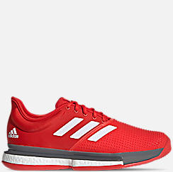 Men's adidas SoleCourt Boost Tennis Shoes