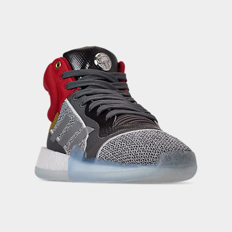 Men's adidas Marquee Boost X Marvel's Thor Basketball Shoes