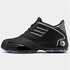 Men's adidas T-Mac 1 X Marvel's Nick Fury Basketball Shoes