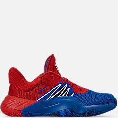 Boys' Little Kids' adidas D.O.N. Issue 1 Basketball Shoes