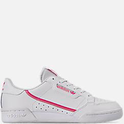Big Kids' adidas Originals Continental 80 Casual Shoes
