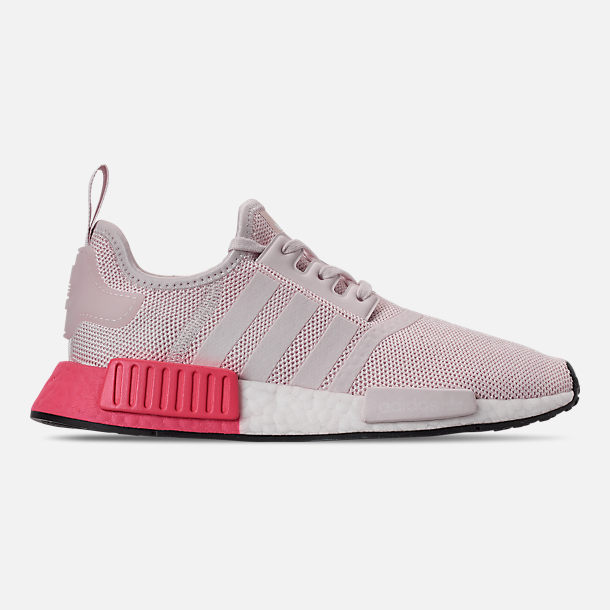 the latest 78aed 1f1ac Girls' Big Kids' adidas NMD R1 Casual Shoes