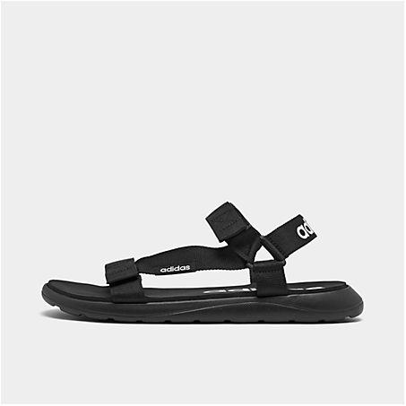 Adidas Originals Sandals ADIDAS MEN'S COMFORT SANDAL IN BLACK SIZE 10.0