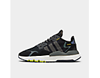 Core Black/Grey Fourt/Semi Solar Yellow