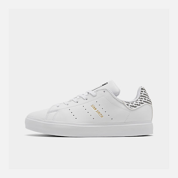 sports shoes 7b566 24487 Boys' Big Kids' adidas Originals Stan Smith Vulc Casual Shoes