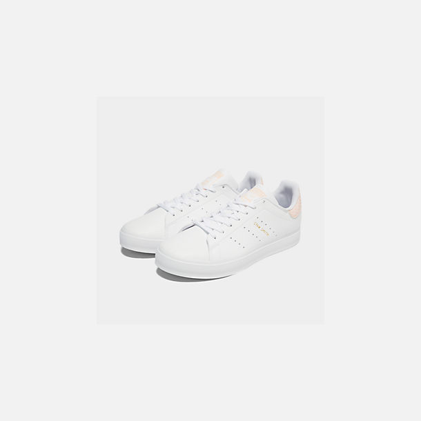 best service 30ab4 24b1d Girls' Big Kids' adidas Originals Stan Smith Vulc Casual Shoes