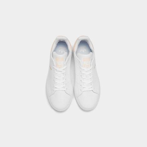 Girls' Big Kids' adidas Originals Stan Smith Vulc Casual Shoes