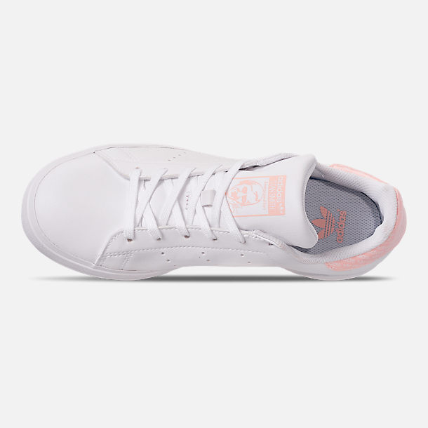 best service 10b01 a0feb Girls' Big Kids' adidas Originals Stan Smith Vulc Casual Shoes