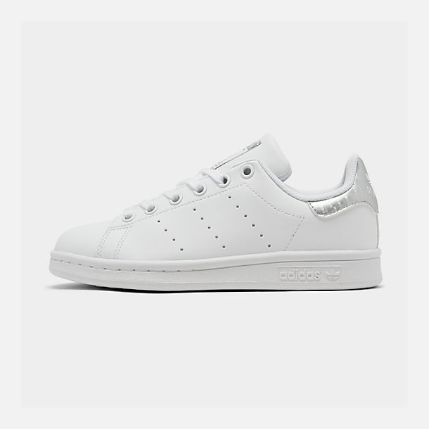 reputable site f7628 bbd04 Big Kids' adidas Originals Stan Smith Casual Shoes
