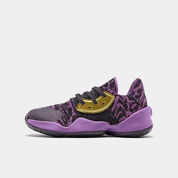 Boys' Little Kids' adidas x Star Wars Harden Vol. 4 Basketball Shoes