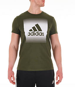 Men's adidas Box Gradient T-Shirt