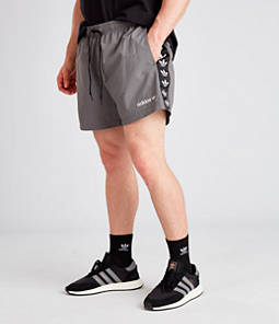 Men's adidas Originals Tape Swim Shorts