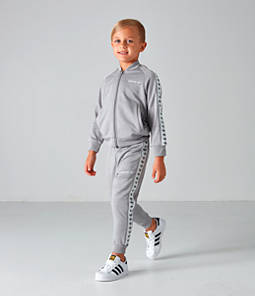 Boys' Little Kids' adidas Originals Tape Superstar Set