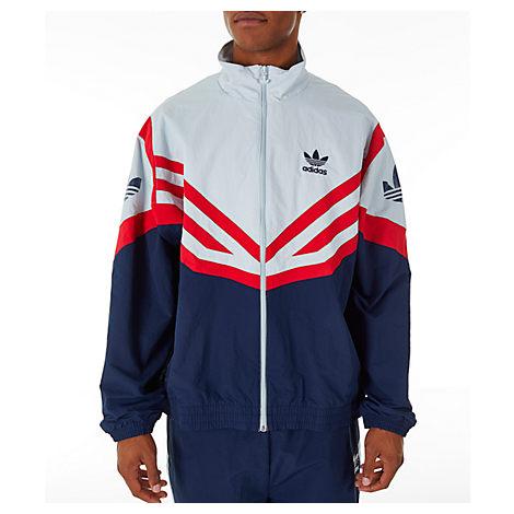 c2cbcc40a Adidas Originals Men's Originals Sportivo Track Jacket, Blue | ModeSens