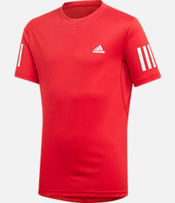 Boys' adidas 3-Stripes Club Tennis T-Shirt